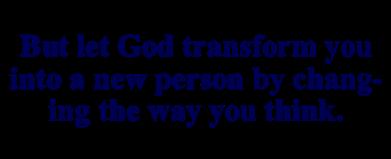 God transform